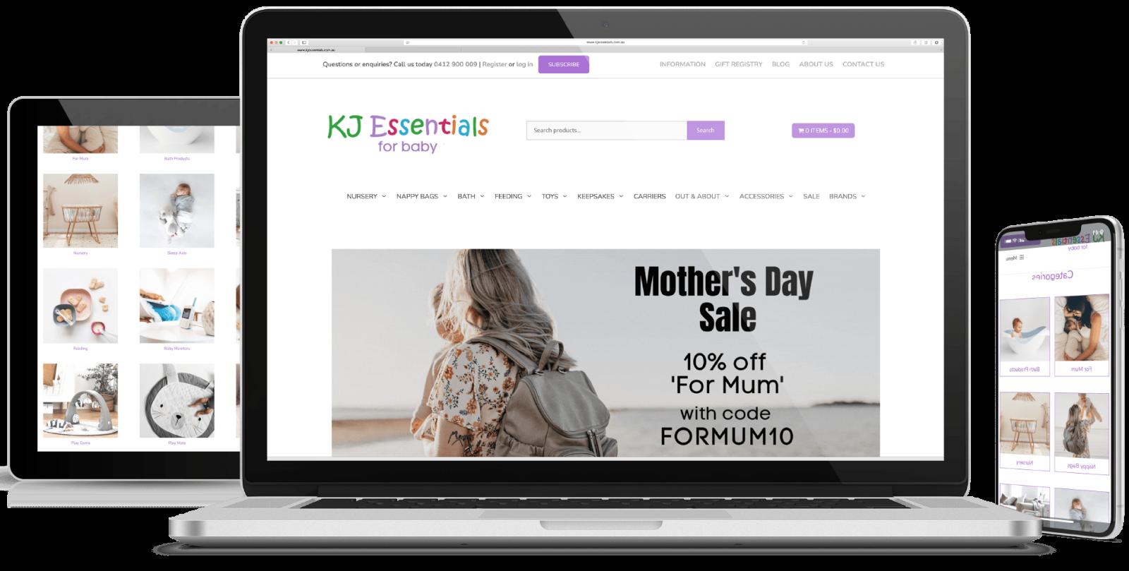 KJ Essentials