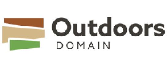 Outdoors Domain Logo