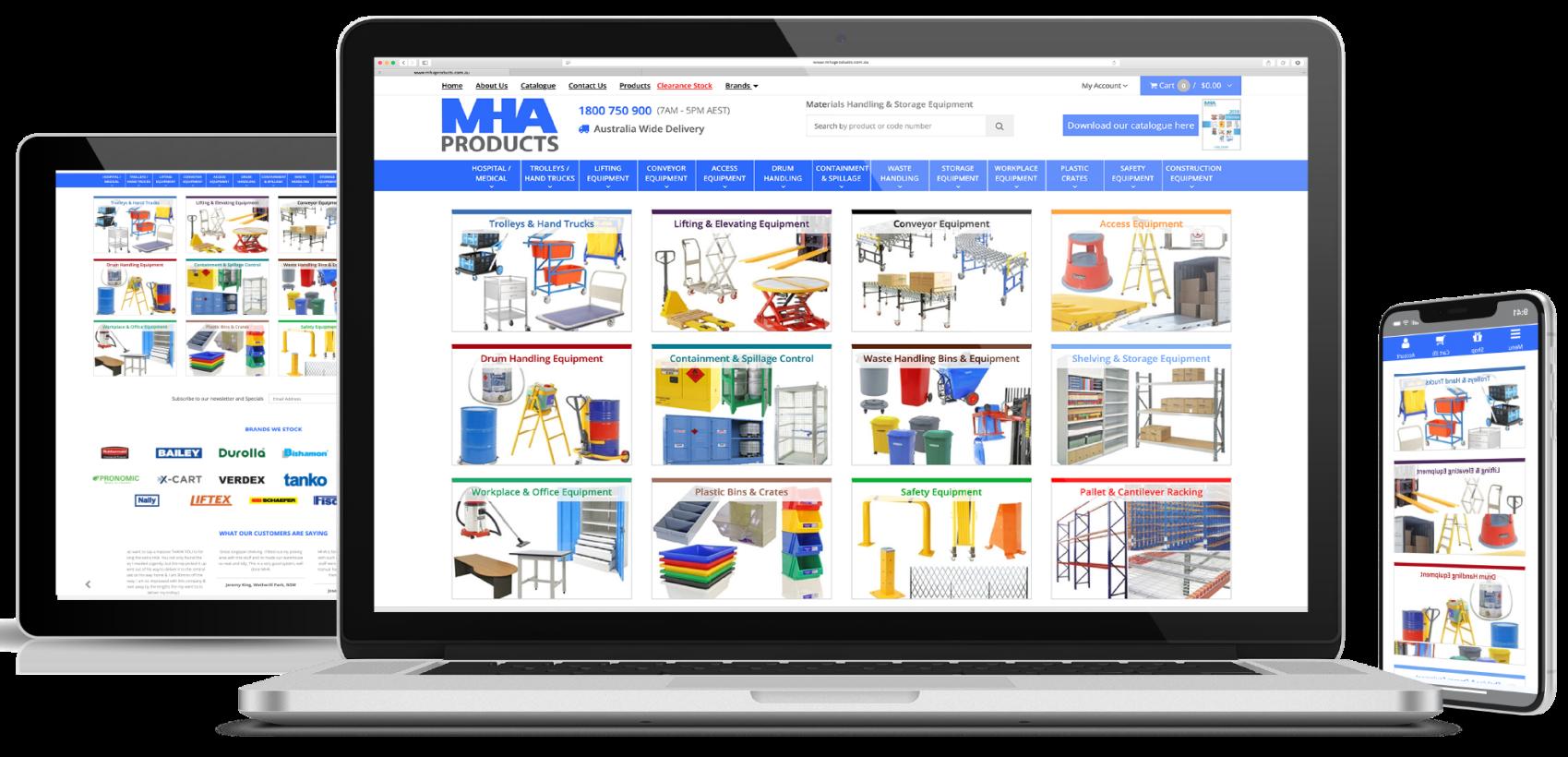 MHA Products